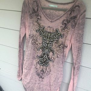 Maurices lightweight long-sleeve top
